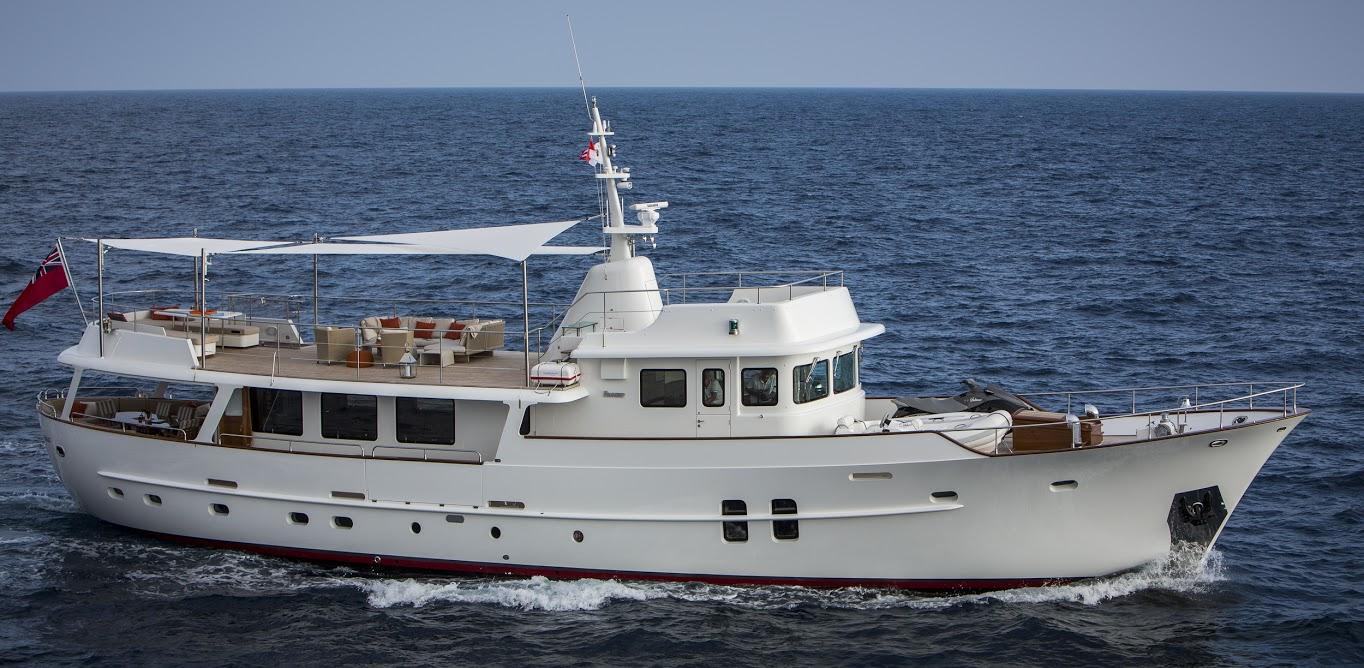 Classic Yacht Feadship Sultana 024