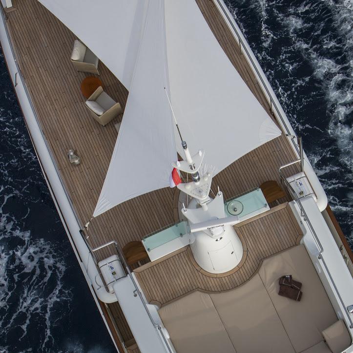 Classic Yacht Feadship Sultana 025