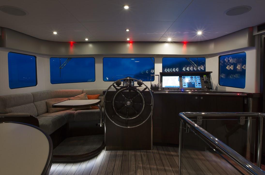 Classic Yacht Feadship Sultana 121